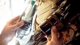 Mercedes-Benz w202 Мерседес не заводится!Топливный насос сломан?Как заменить?AutodogTV(, 2017-04-19T16:02:06.000Z)