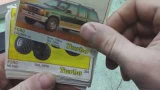 Вкладыши Turbo (kent) - нашел свою коллекцию(, 2015-01-20T22:27:39.000Z)