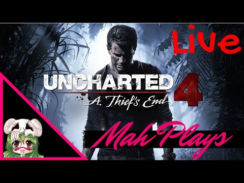 Uncharted 4,  multiplayer fun w/ viewers, HD (LIVE) on PS4