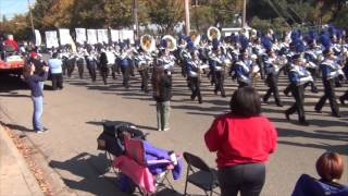 Inderkum HS Band and Color Guard Lodi Band Review 2016