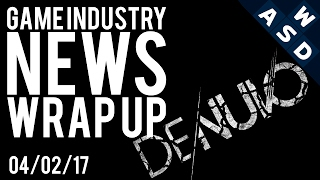Denuvo Website Leak | Game Industry News Wrap Up | February 4th 2017