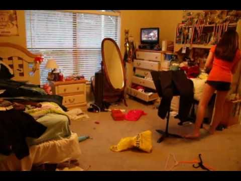 Cleaning my room katy perry last friday night t g i f - Who was in my room last night live ...