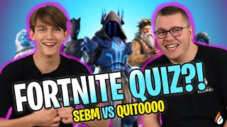 Fortnite Balloon Quiz w/ SEBM1337 & Quitoooo!