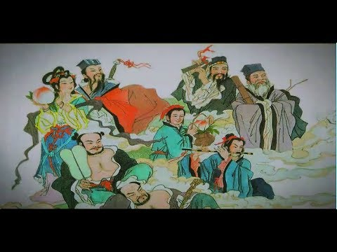 Legends of Ancient China Episode 12: The Eight Immortals of Heaven and Earth 八仙