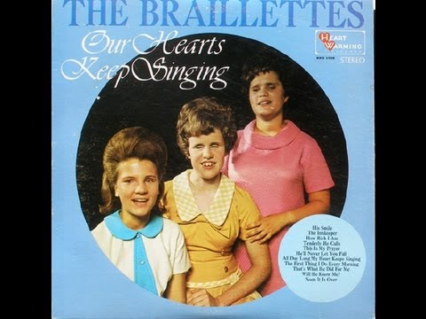 Worst Album Covers Ever: The Brailettes