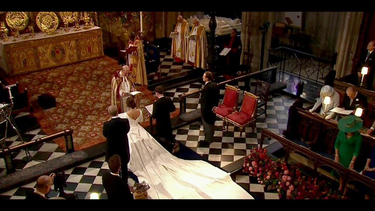 Royale Hochzeit In Windsor Eugenie Jack Sagen Ja Youtube