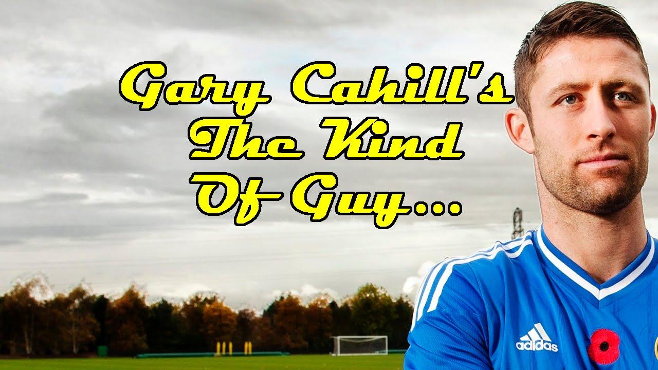 #2 Gary Cahill (In HD)