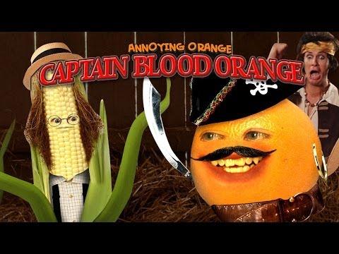 Annoying Orange HFA: Captain Blood Orange