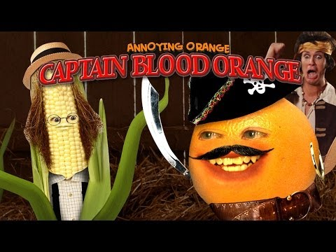 Annoying Orange HFA: Captain Blood Orange