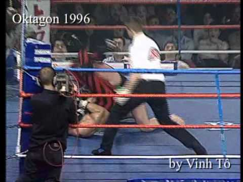Oktagon 1996 - Paolo Di Clemente vs Lee Hasdell, Semifinal - Milan, Italy