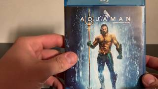 Aquaman On Blu Ray,DVD And Digital HD(Free Movie Code Giveaway!)