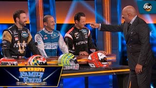 When IndyCar Drivers Have to GO - Celebrity Family Feud
