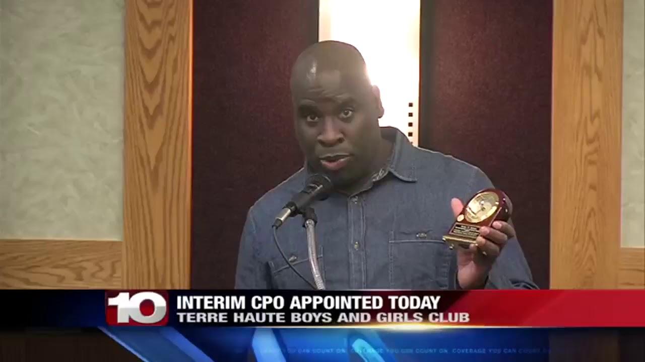 Interim Boys And Girls Club Director Youtube
