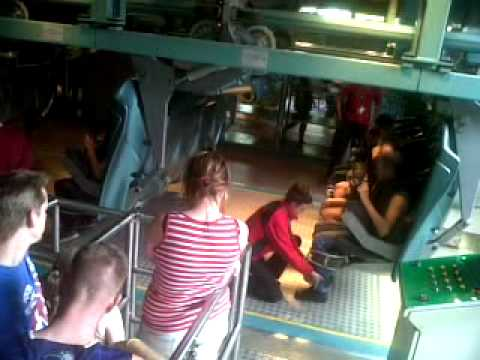 Alton Towers AIR lining up part 1