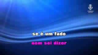 ♫ Karaoke HÁ UMA MÚSICA DO POVO - Mariza