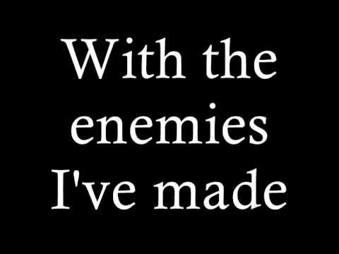 Megadeth - Public Enemy No.1 (with lyrics)