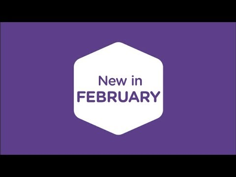 Streaming In February - Hallmark Movies Now
