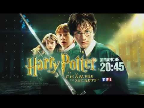 Harry potter et la chambre des secrets tf1 2010 youtube for Chambre harry potter