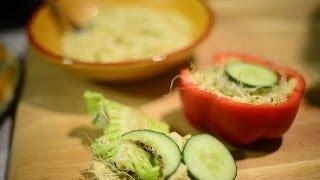 How To Make Raw Hummus