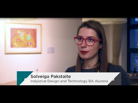Why I Chose Brunel - Solveiga Pakstaite, Industrial Design A