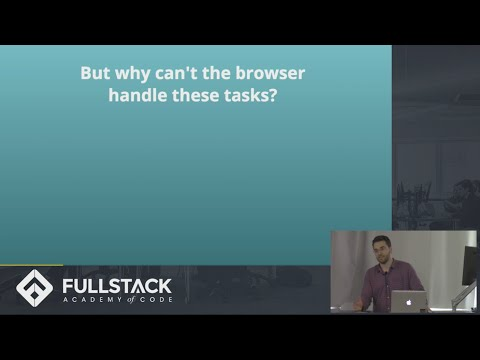 Tech Talk: WebAssembly and the Future of the Browser