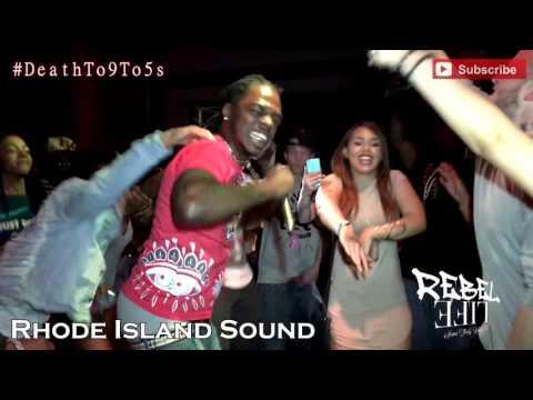 Rhode Island Sound: Jduce, Oreo, Kemoney, SquadOTY, Hammer Hendrix, Kold Kash - Rebel Life