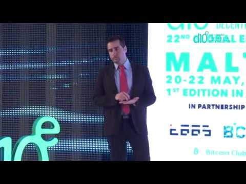 Betting On Blockchain Presented By Giacomo Tognoni - Bethereum CEO