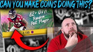 CAN YOU MAKE COINS DOING THIS? SUPER BOWL PROMO TEST! [MADDEN 20 ULTIMATE TEAM]