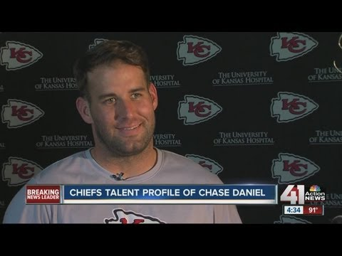 Profile of Chase Daniels