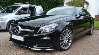 Wash, Polish & Wax - Mercedes CLS220 AMG