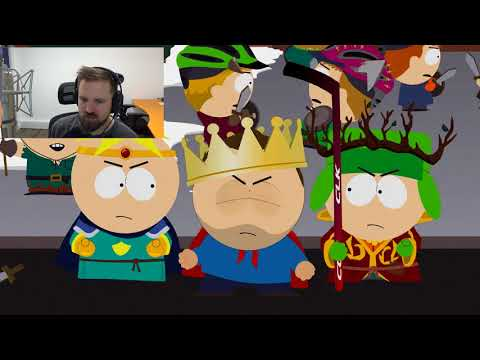 Turps Plays - South Park: The Fractured But Whole - Episode 1