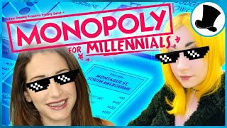Millennial Monopoly with Bouphe & Lydia! (Part 1 of 2)