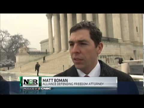 Nightly Business Report: Hobby Lobby hearing