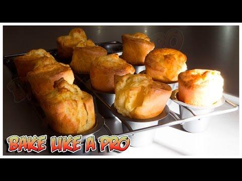 EASY Popovers Recipe / Yorkshire Pudding Recipe