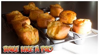 Easy Popovers Recipe / Yorkshire Pudding Recipe