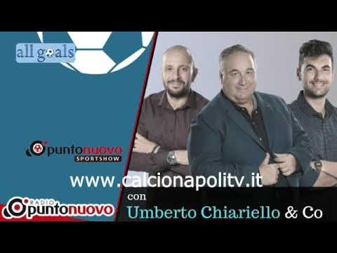 Punto Nuovo Sport Show – Umberto Chiariello 12/10/21