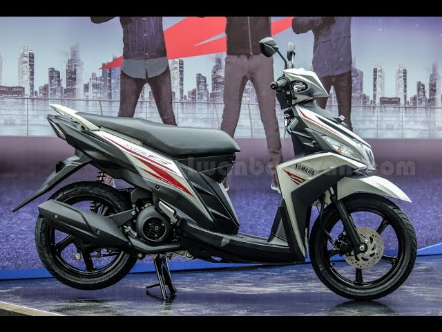 Yamaha Mio-Z review 2016 [HD]