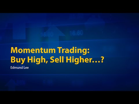 COL Trader Summit 2018: Momentum Trading (Part 1)