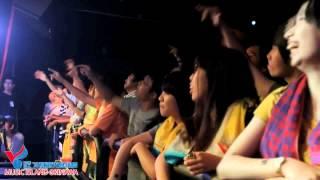 MONGOL800 7/25 @THE WALL LIVE OCVB / MUSIC ISLAND OKINAWA Promotion...