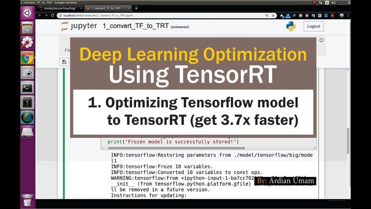 Don't get any 'TRTEngineOp' after optimizing model via TensorRT in