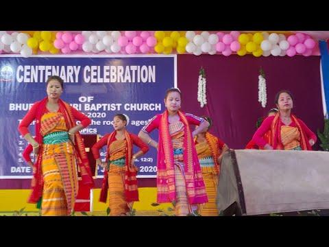 Khwlw Khwlw    Bodo Gospel Dance Performance