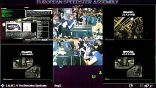 #ESA15Purple - SWAT 4 Stetchkov Syndicate [ All Maps Hard (co-op) ] Speedrun