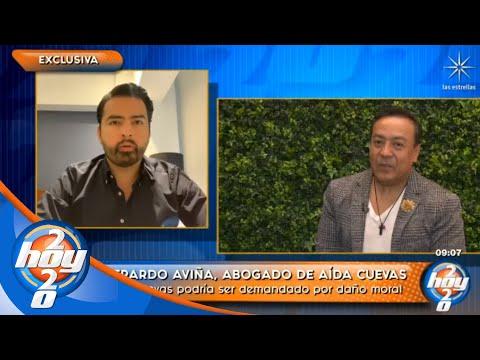 Aida Cuevas podría demandar a su hermano, Carlos Cuevas | Hoy