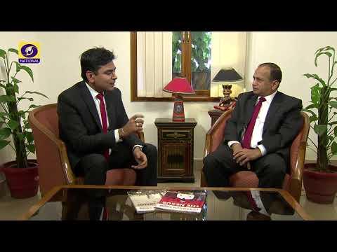 Aaj Savere - An interview with Mr. Ramesh Abhishek