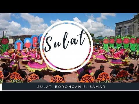 SULAT EASTERN SAMAR // BORONGAN EASTERN SAMAR // PADUL-ONG FESTIVAL 2017