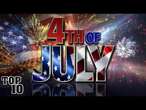 Top 10 Facts About The 4th Of July