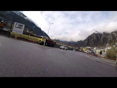 Andorra la vella.(andorra)