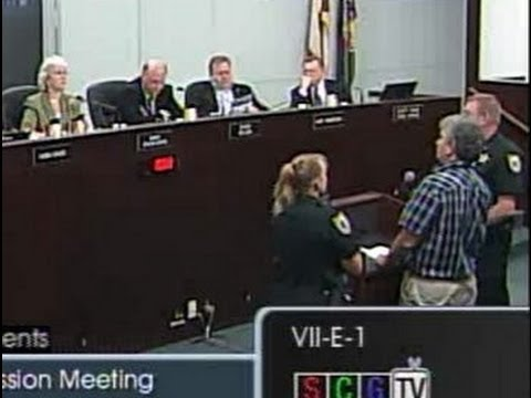 Brevard Commissioner Mary Bolin Summons Deputies On Clerk of Court
