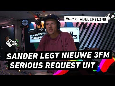 Sander Hoogendoorn legt 3FM Serious Request: De Lifeline uit | 3FM Gemist