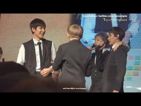 [ENG] SEVENTEEN - Daegu Vs. Busan #Jicheol ft. Wonwoo